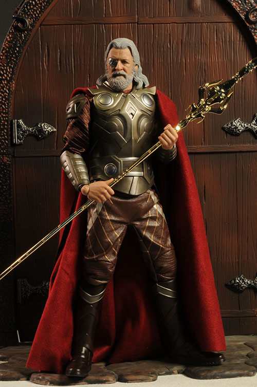 Download STL file MCU Odins ARMOR from Thor Movie • 3D printer object ・ Cults