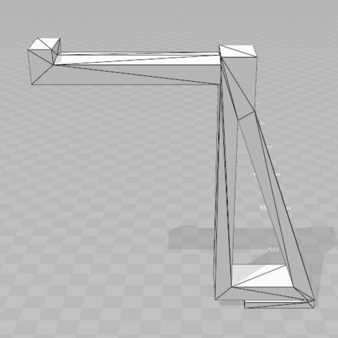 Free 3D printer model Roll Support Anycubic I3 MEGA ・ La Poste