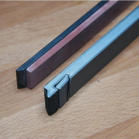Sandpaper Sharpening System