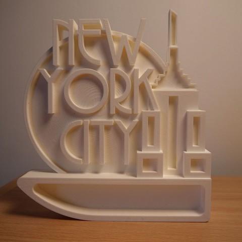 d printer designs empire d printed wall art ornament new york