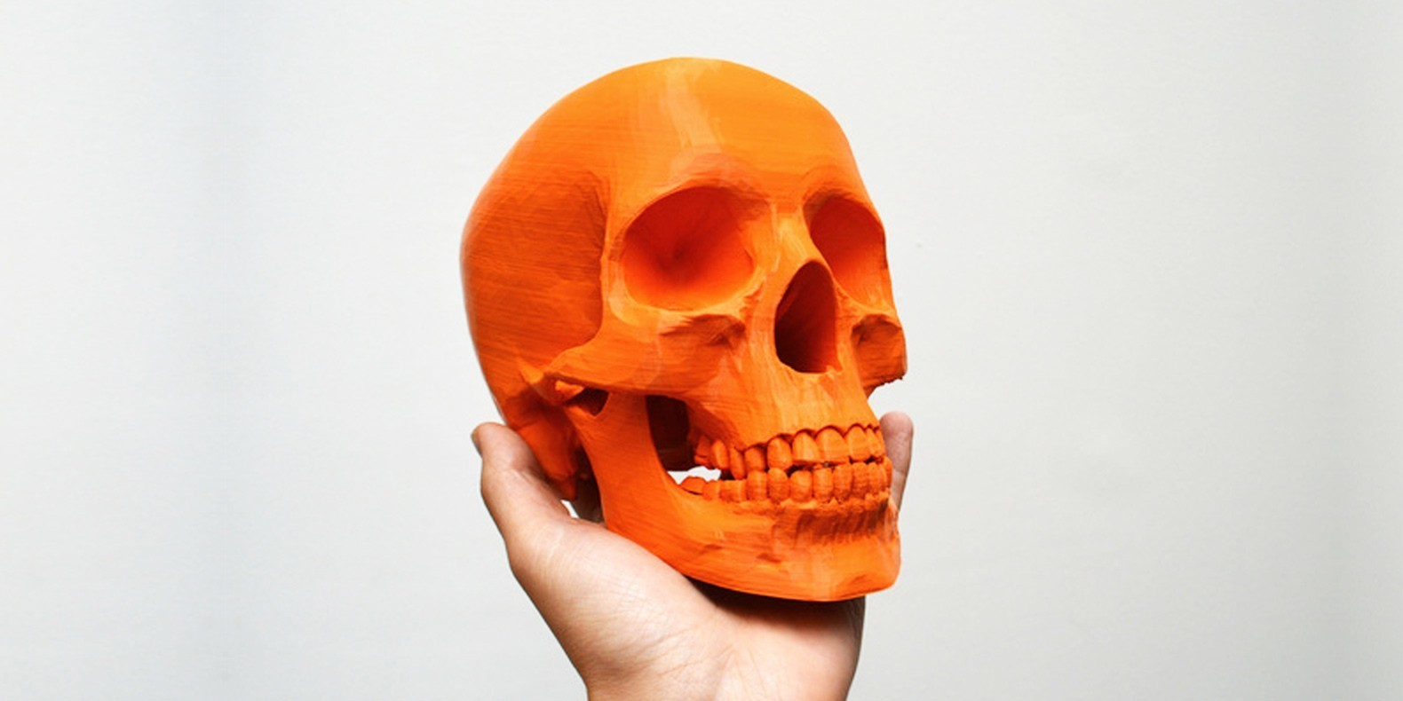 hight resolution of best 3d printer files of skulls