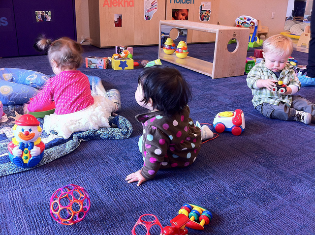 Difference Between Preschool and Daycare