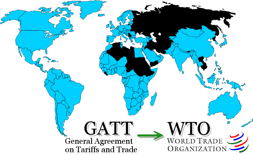 Difference Between GATT and WTO