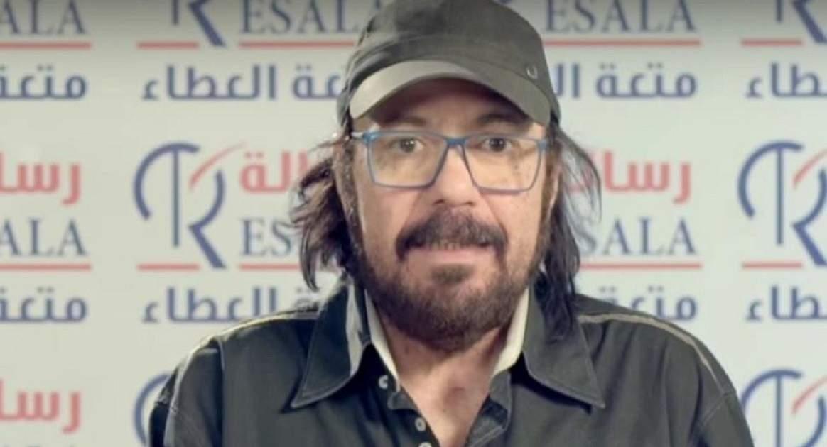 وفاة الفنان المصري طلعت زكريا بعد معاناة مع المرض