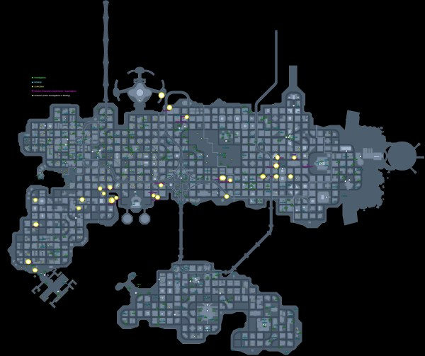 20+ Dc Universe Metropolis Map Pictures and Ideas on Meta Networks