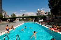 Badeschiff Wien - 1020 Wien - Eversports