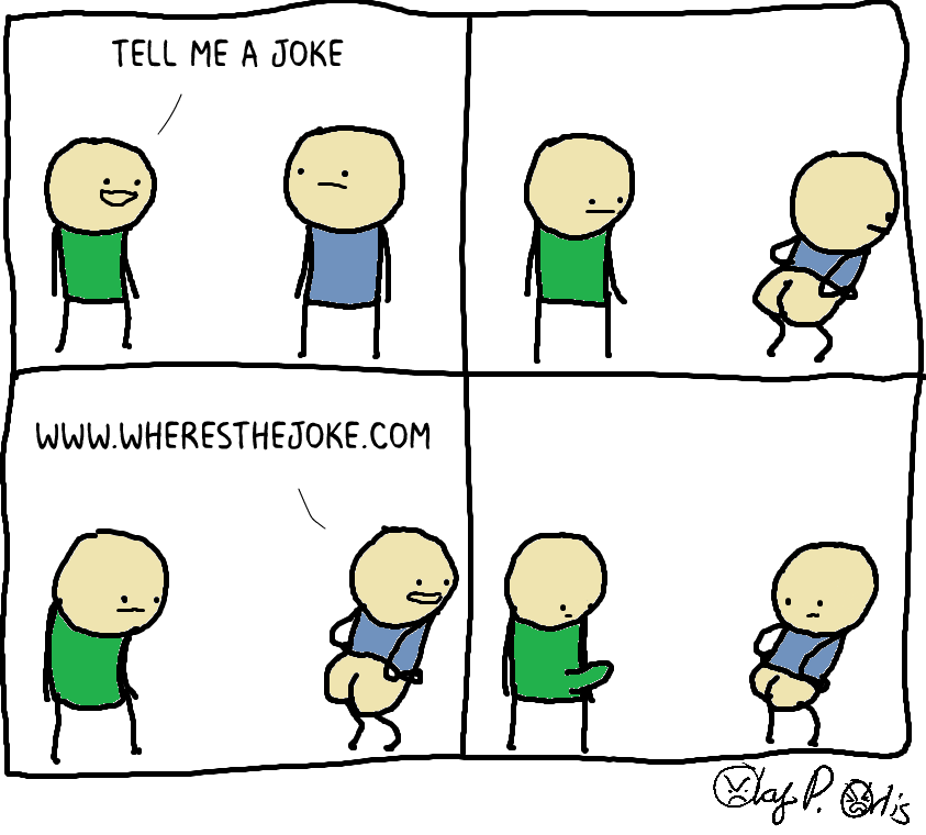 Tell Me Some Funny Jokes