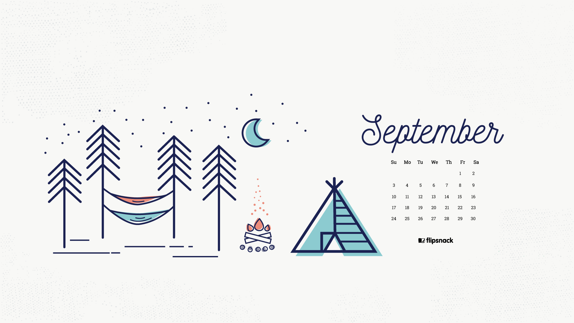 March 2018 Cute Full Screen Desktop Wallpapers Your September 2017 Calendar Wallpaper Is Here Get It