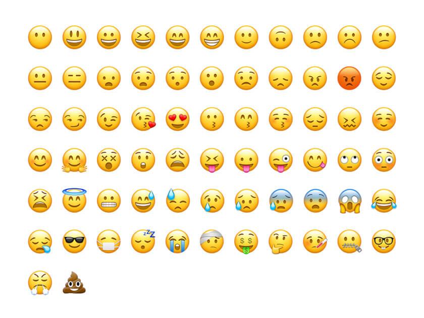 free vector emoji fluxes