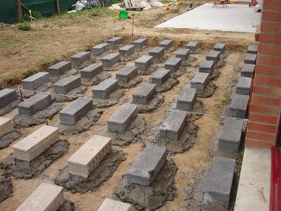 Afin De Profiter Rapidement Dune Terrasse Jaimerai Faire Celle Ci En Composite De La Facon Suivante Ciment Sur Sable Et Parpaing