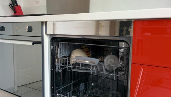 Lave Vaisselle Totalement Intégrable Dans Cuisine Ikea Metod