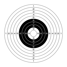 Target for Shooting (GameBanana > Sprays > Other/Misc