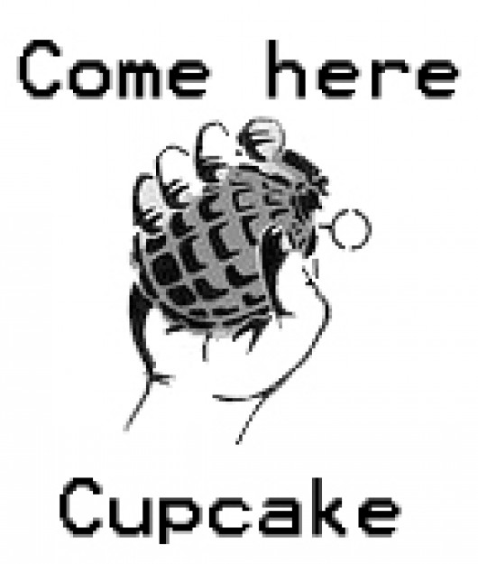Come Here Cupcake [Team Fortress 2] [Sprays]