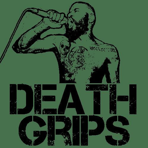 Death Grips Stencil Spray (Counter-Strike: Source > Sprays