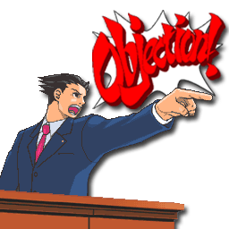 Phoenix Wright GameBanana  Sprays  Game Characters