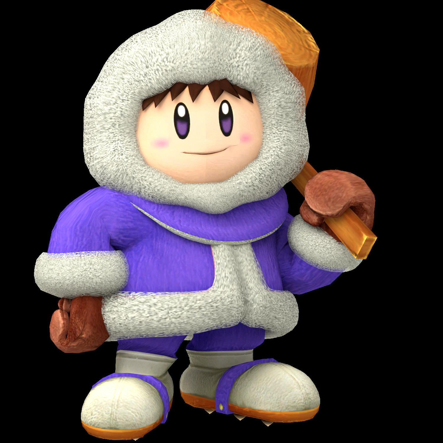 Ice Climbers Super Smash Bros For Wii U Gt WiPs