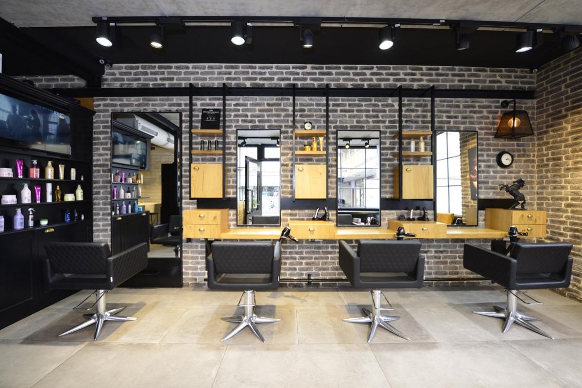 Beauty Salon Equipment and Furniture  GAMMA  BROSS