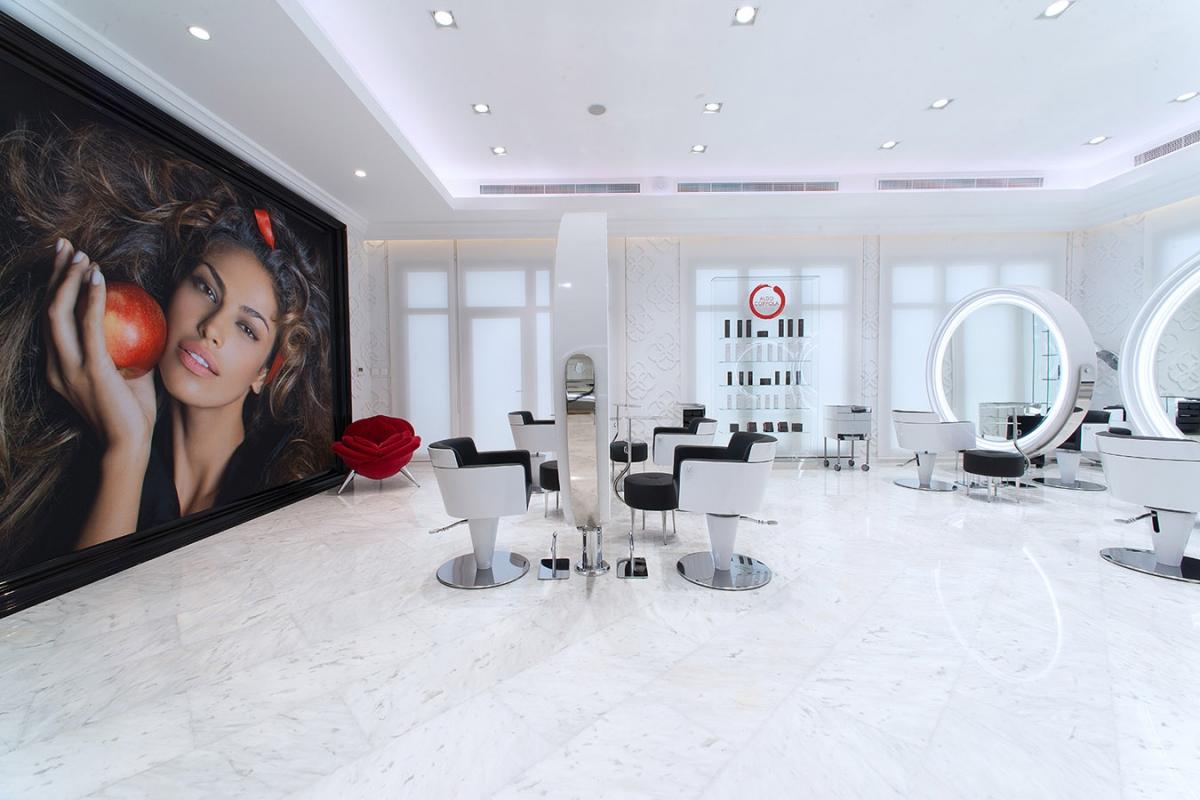 Aldo Coppola Kingdom of Beauty Abu Dhabi
