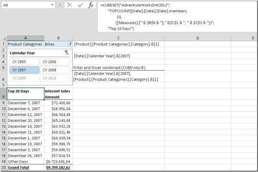 Excel_MDX_CUBESET_TopCount