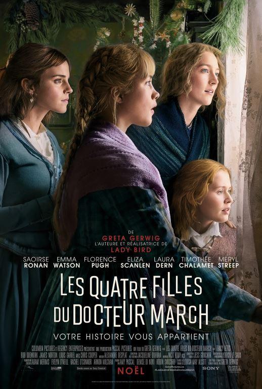 [VF/FR] Les Quatre Filles du Docteur March (1978) - Partie