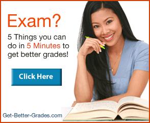 Panic To Pass Tomorrows Exam
