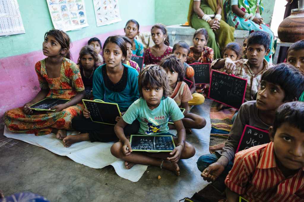 provide school material to