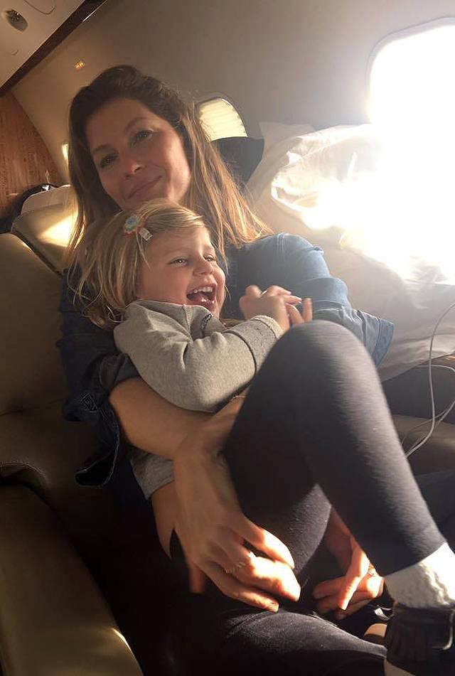 Tom Brady pazzo della sua Gisele Bundchen e della figlia