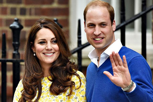 Kate Middleton ha dato alla luce il suo terzo figlio alle 11 e 01 di luned mattina ha