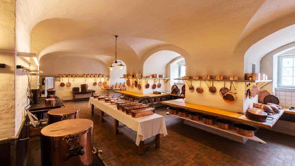 The Royal Kitchen  Visitcopenhagen