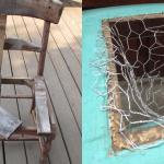 17 Upcycling Ideen Fur Alte Stuhle
