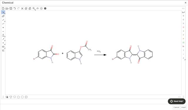 ChemAxon & ChemDraw Integration - RSpace Help