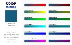 165c7d Color Blending / Mixing
