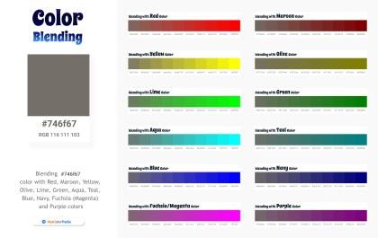 746f67 Color Blending / Mixing