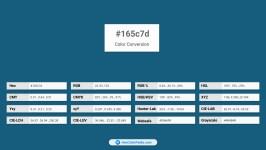 165c7d Color Conversion