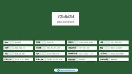 2b5d34 Color Conversion