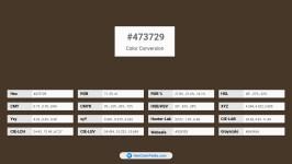 473729 Color Conversion