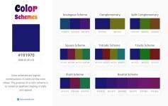 191970 Color Schemes