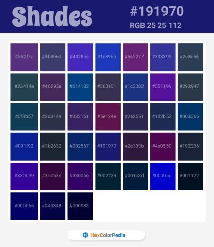 191970 Related / Similar Shades