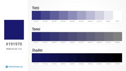 191970 Tints tones & Shades
