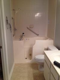 Walk In Tub Shower Combo   Car Interior Design
