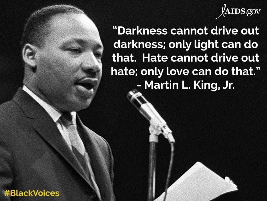 Black Voices 7 Inspiring Mlk Quotes Amp New Media