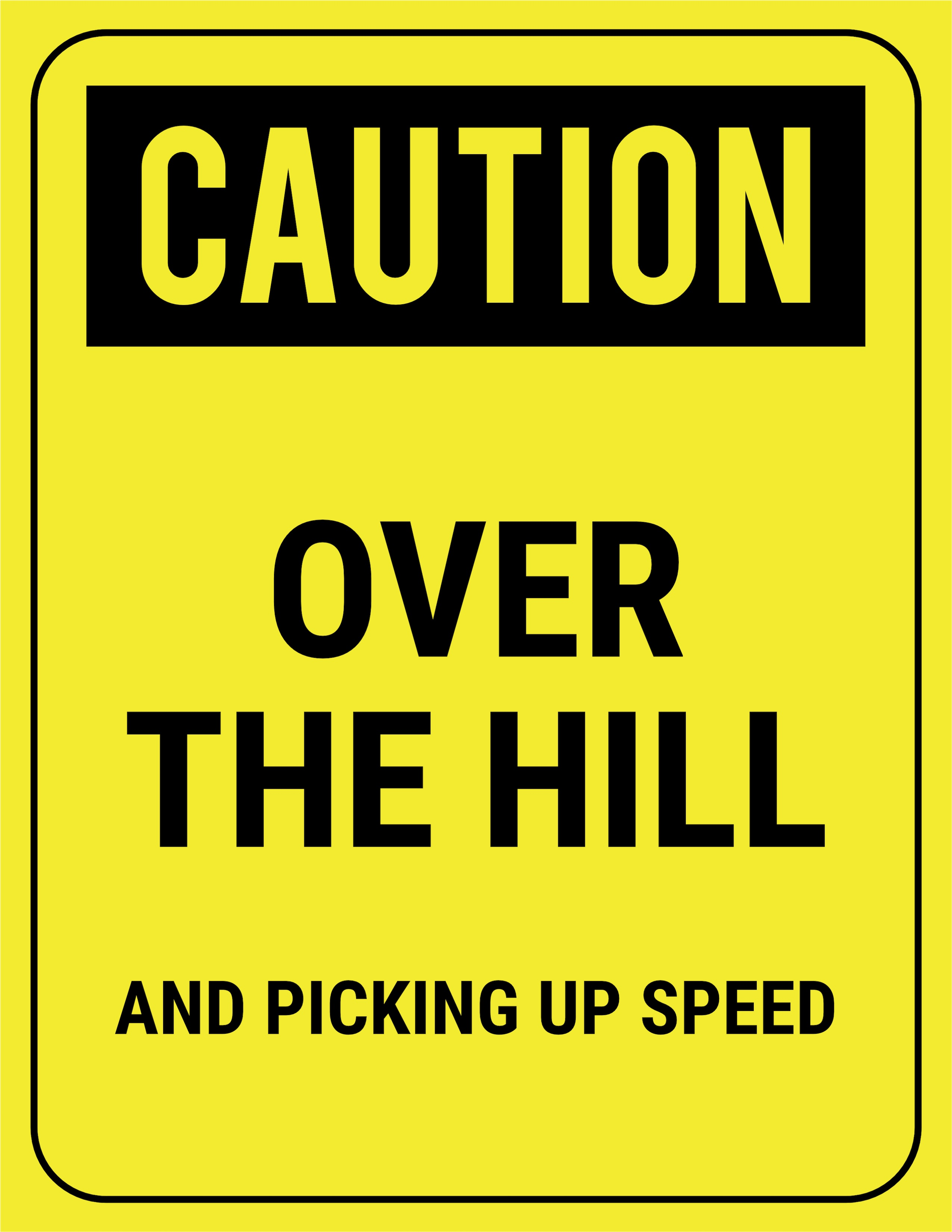 funny safety signs to
