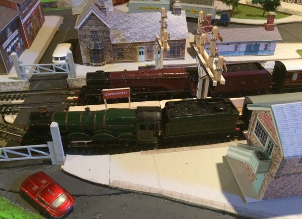 Grosmont Station Model Rail Forum - Year of Clean Water