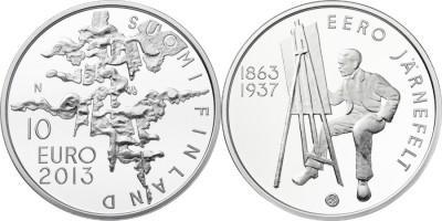 Euro Münzen, Neuausgaben 2019 » Finnland