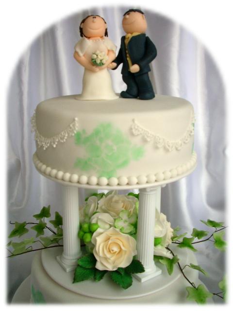 Besondere Anlsse 1  Hochzeitstorte weigrn