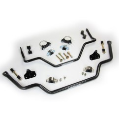 1965 1966 ford galaxie sway bar set from hotchkis suspension [ 1500 x 1500 Pixel ]
