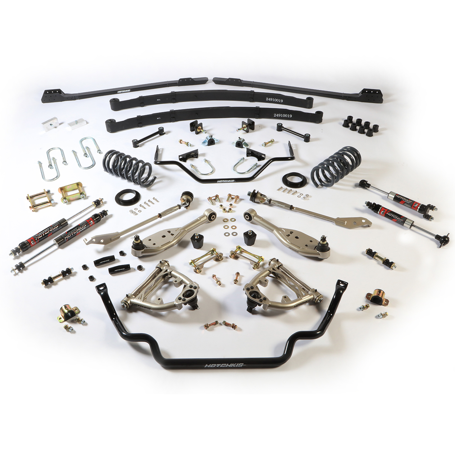 hight resolution of 1967 70 ford mustang stage 2 tvs suspension system small block
