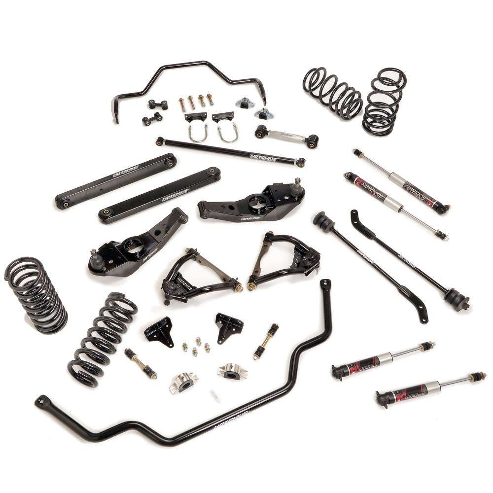 medium resolution of 1965 1966 ford galaxie stage 2 tvs suspension system by hotchkis suspension