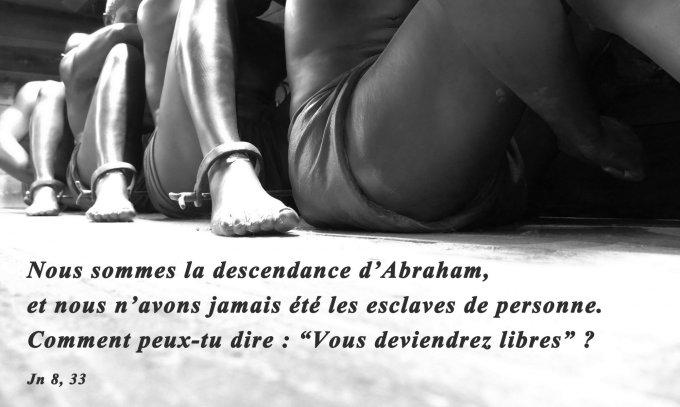 Nous sommes la descendance d'Abraham