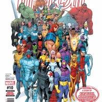 """THUNDERBOLTS 10 Celebrates 20 Years of """"Justice, Like Lightning"""" – Your First Look!"""